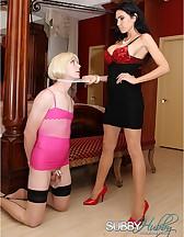 Emmanuelle London's Maid