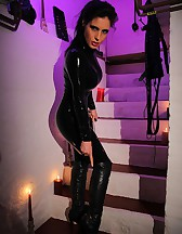 Sizzling Hot Catsuit