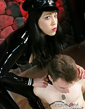 Asian Mistress Chastity tease