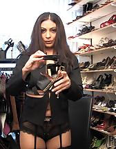 Akeera's Shoe Closet