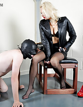 Akella's Foot Slave