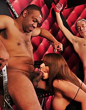 A black stud slave