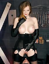 Leather Glove Sex