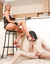 Mistress demands obedience