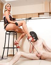 Mistress demands obedience
