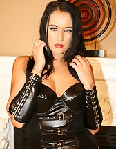 The Latex Goddess