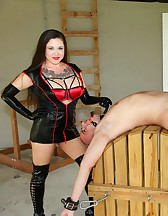 Two Mistresses Edging HandJob