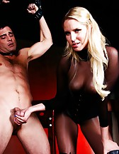Vanessa Cage does CBT