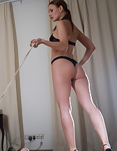 Domme's freshest toy