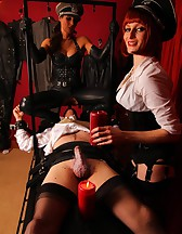 Candle Wax Dommes, pic #9