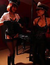 Double Domme Smoking, pic #3