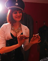 Double Domme Smoking, pic #5