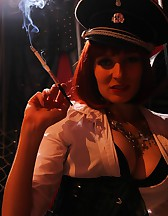 Double Domme Smoking, pic #9
