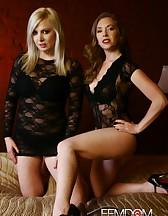 Mistress T & Lexi Sindel, pic #1
