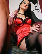 Teased and denied nylon lover, pic #11