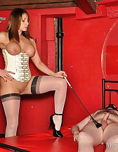 Slave with small cock size, pic #1