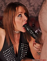 Mistress drinks Champagne, pic #7