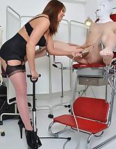 Punishing with strapon, pic #10