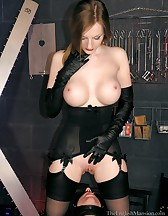 Leather Glove Sex, pic #7