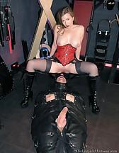 Leather Sack Cum Toy, pic #9