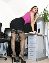 Demanding Lady Boss, pic #12