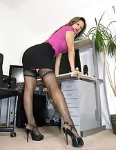 Demanding Lady Boss, pic #13