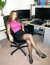 Demanding Lady Boss, pic #14