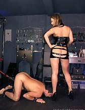 Arse lick reward, pic #6