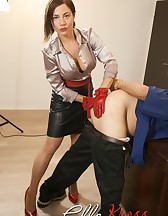 Slave Take a Strap-On, pic #10