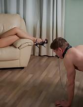 Squashing that dick, pic #2