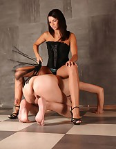 Flogged pee drinker, pic #7