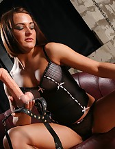 Strap-on and fisting, pic #1