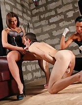 Strap-on and fisting, pic #9