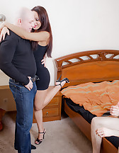 Domination in marriage, pic #5