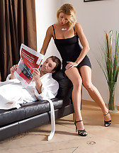Lazy hubby gets cuckolded, pic #1