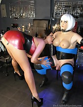 Dungeon Dolly Milking, pic #10