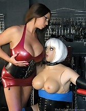 Dungeon Dolly Milking, pic #11