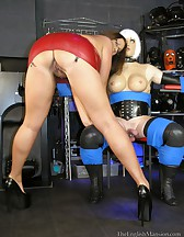 Dungeon Dolly Milking, pic #7