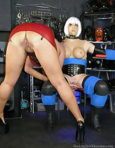 Dungeon Dolly Milking, pic #8