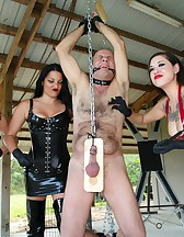 Cock and Balls in Trouble, pic #12