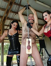 Cock and Balls in Trouble, pic #10