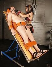 Strapped Down and Tied Up, pic #11