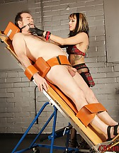 Strapped Down and Tied Up, pic #2