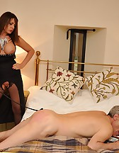 Bedroom femdom pleasures, pic #4