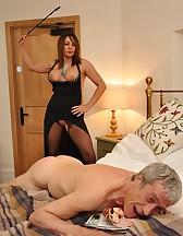 Bedroom femdom pleasures, pic #7